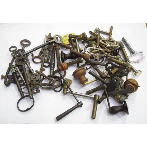 255 - Collection of old Keys....
