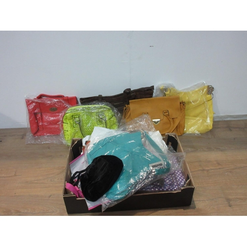 374 - A quantity of Handbags...