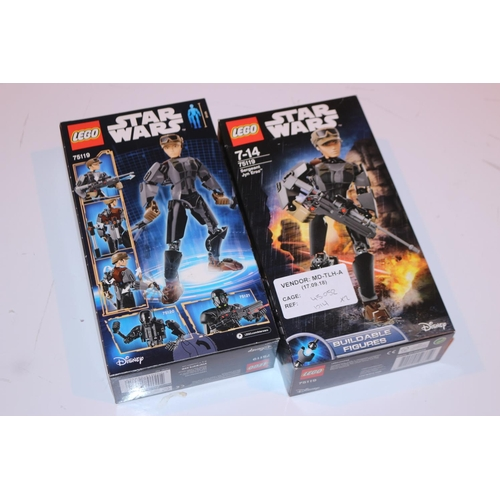 17 - STAR WARS BUILDABLE FIGURES (17.09.18) (45.052)...