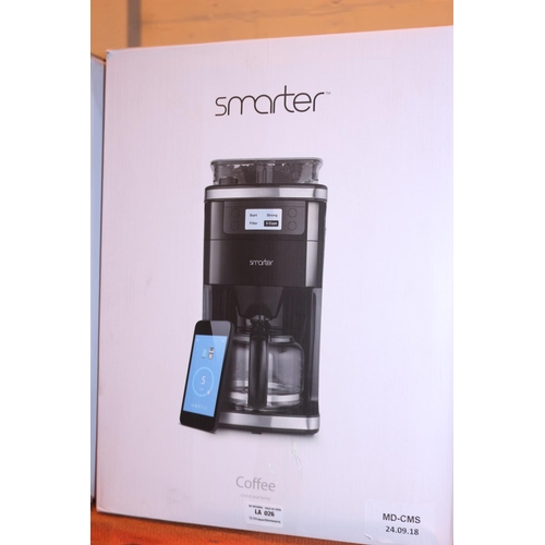 31 - SMARTER GRIND AND BREW COFFEE MACHINE RRP £180 (24.09.18)...