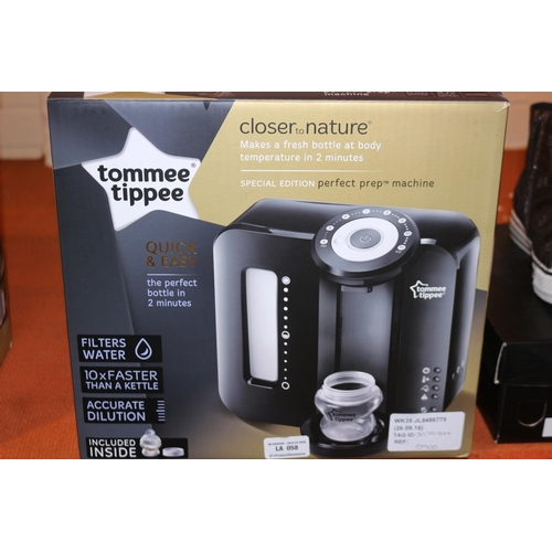 58 - TOMMEE TIPPEE SPECIAL EDITION PERFECT PREP MACHINE RRP £90 (26.09.18) (3176844)...