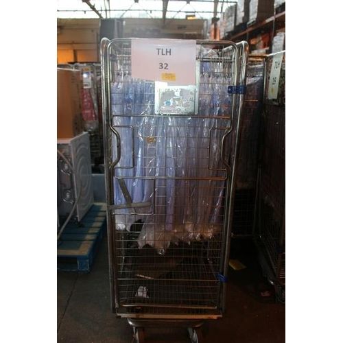 40 - 1X CAGE TO CONTAIN 120X BRAND NEW ITEMS OF CHILDREN'S SCHOOL WEAR COMBINED RRP £1,400 (TLH-40) (DESI...
