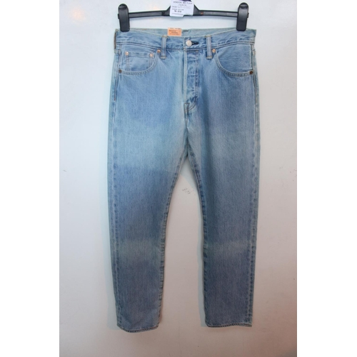 22 - 1 BRAND NEW PAIR OF LEVIS JEANS SIZE 30/32 RRP£70 14.9.18 (45.055)...