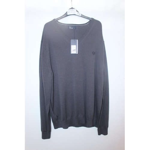42 - 1X FRED PERRY JUMPER SIZE XXL RRP £70 (14.09.18) (49214806) (23.039)...