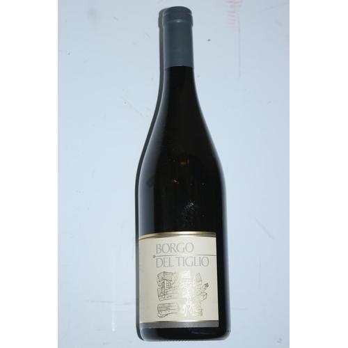 18 - BOTTLES OF 2012 0.75L BORGO DEL TIGLIO WINE RRP £15 PER BOTTLE (15.10.18)...