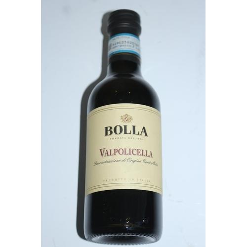 39 - BOTTLES OF BOLLA 250ML 2015 ITALIAN WINE (15.10.18)...