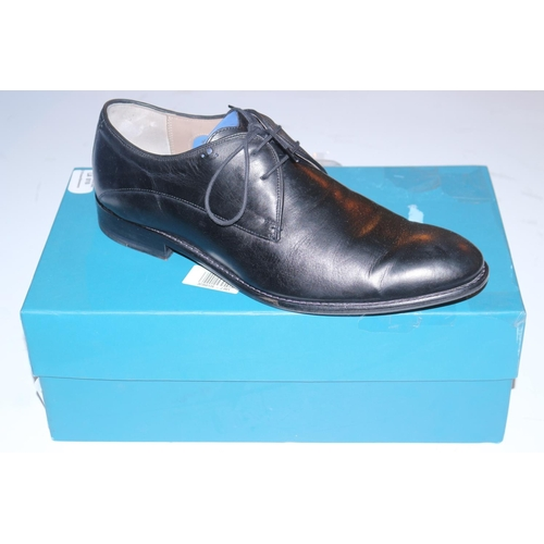 10 - PAIR OF SWEENEY LONDON SIZE 10 BROUGE SHOES RRP £150 (09.10.18)(3296501)...