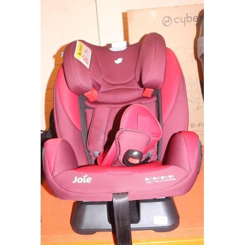 29 - JOIE CAR SEAT BASE RRP £150 (30.08.18) (3535502)...