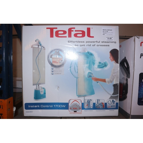 26 - TEFAL 700W IS8360 STEAM BRUSH RRP £160 (01.11.18) (3491251)...