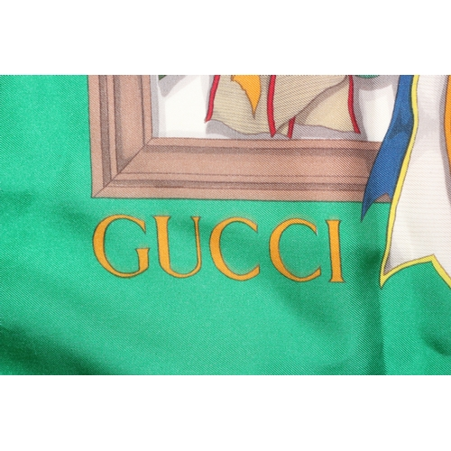 27 - GUCCI - SCARF - RRP £400  CONDITION RATING - AB...