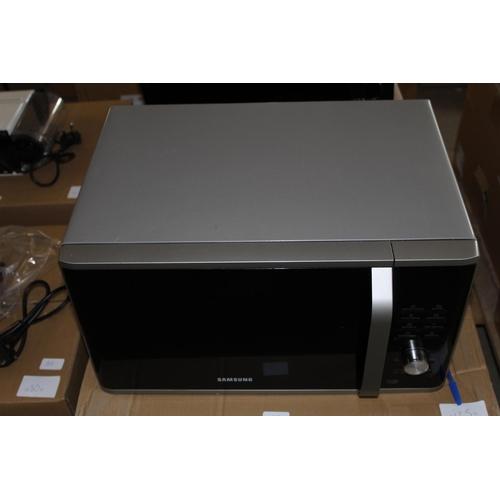 0T - 1X SAMSUNG SOLO MICROWAVE 23L MS23H3125AK RRP £125...