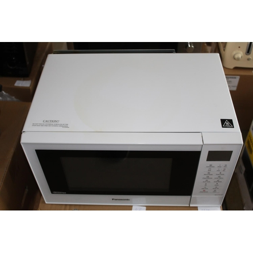 0Z - 1X PANASONIC INVERTER COMBINATION MICROWAVE NN-CT55JW RRP £200...