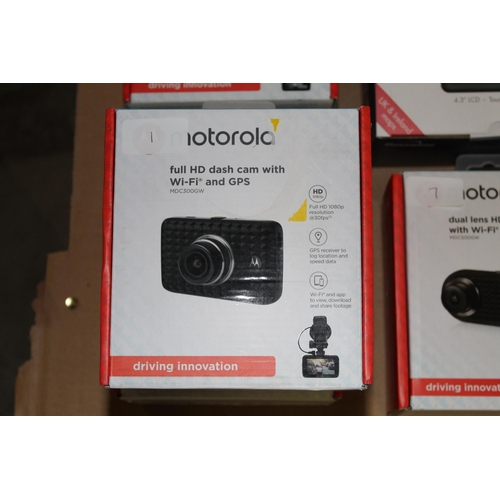 1 - 1 X BOXED MOTOROLA FULL HD/CAM WITH WIFI AND GPS RRP �80.00...