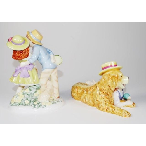 1130 - Two Royal Doulton