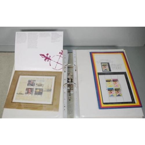 444 - Large Album of Australian mint stamps...