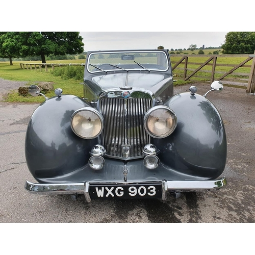 1013 - 1947 Triumph 1800 Roadster, 1776 cc. Registration number WXG 903 (non transferable). Chassis number ...