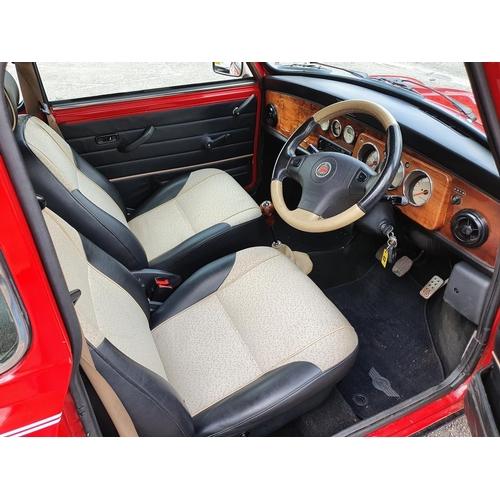 1015 - 2000 Mini Cooper, 1275 cc. Registration number W943 PAG. Chassis number SAXXNNAZEYD182786. Engine nu...