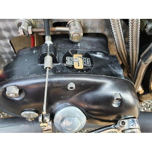 1162 - 1968/2012 Seeley/Titchmarsh/BSA DBD34, 497cc. Registration number PHO 160G. Frame number B.25 B5415....