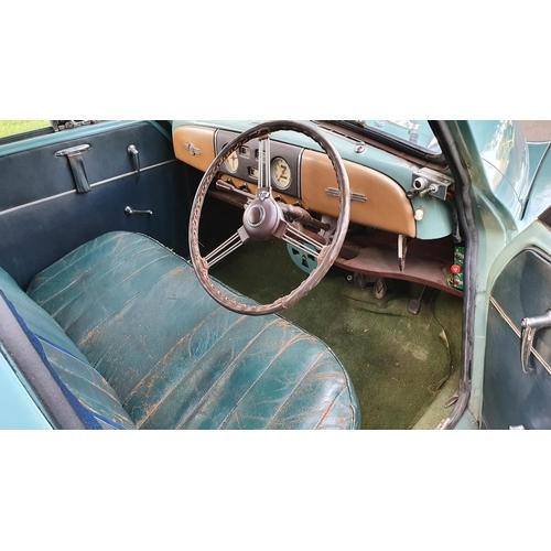 1006 - 1951 Morris Oxford MO, 1500 cc. Registration number VAS 908. Chassis number SM0/70030 (V5C states SM...