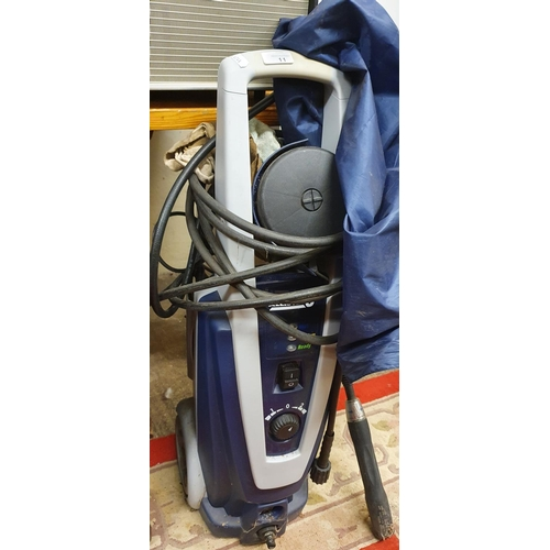 11 - A MacAlister 3 power washer with cover....