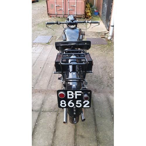 3000 - 1929 Sunbeam Model 90, 493 cc. Registration number BF 8652 (non-transferrable). Frame number E5808. ...