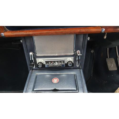 304 - 1968 Jaguar 240, 2483 cc. Registration number NVY 482F. Chassis number 1J2722DN. Engine number 7J 31...