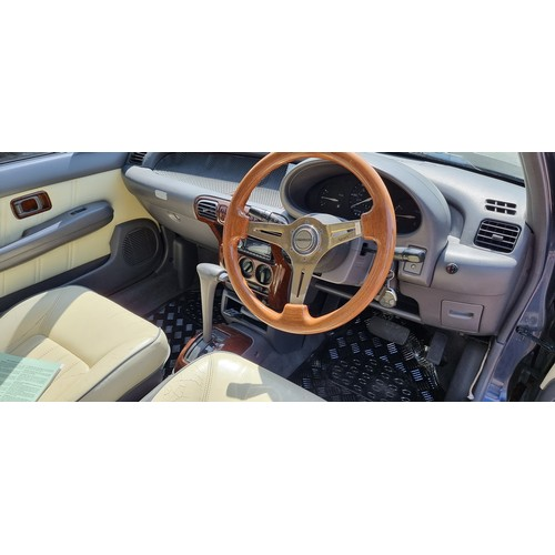 515 - 1996 Mitsuoka Viewt, 1298cc. Registration number N411 JEV. Chassis number HK11164881. Engine number ...