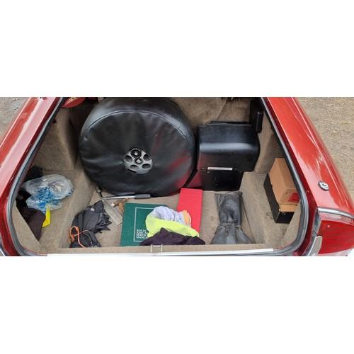 525 - 1984 Jaguar XJ-SC 3.6, 3,600cc. Registration number A199 RUM. Chassis number SAJJNACC7CC115415. Engi...