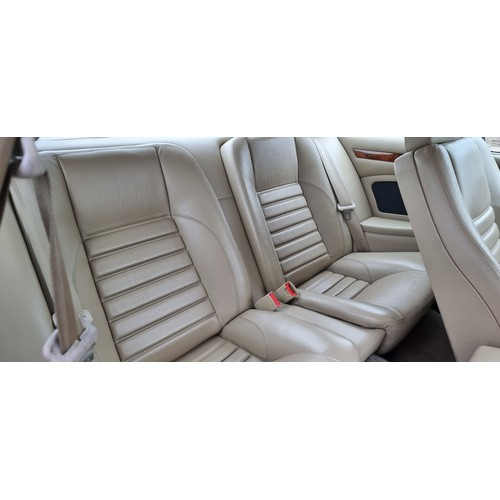 524 - 1991 Jaguar XJS Coupe, 3980 cc. Registration number J316 KRH. Chassis number SAJJNAED3EK180597. Engi...