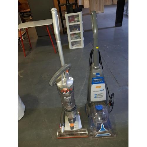 817 - Vax air 3, Vax power washer etc....