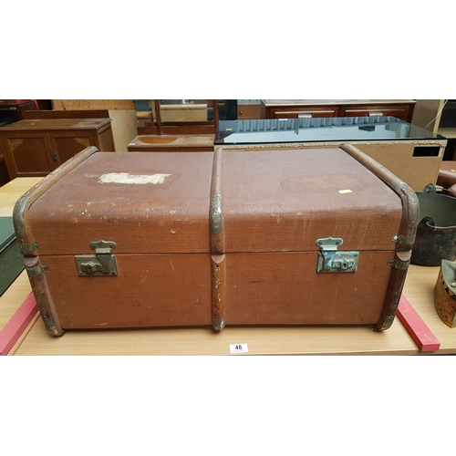 48 - Large trunk...