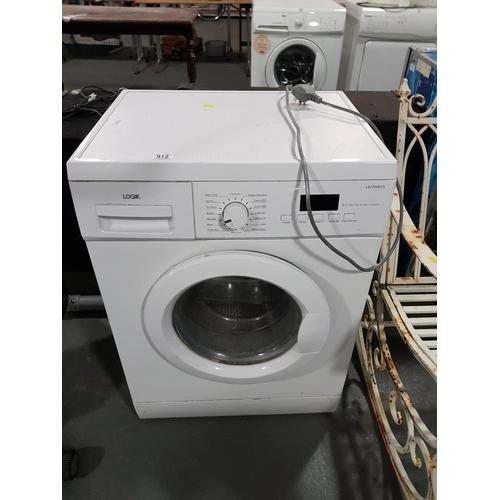 912 - Logik washing machine...