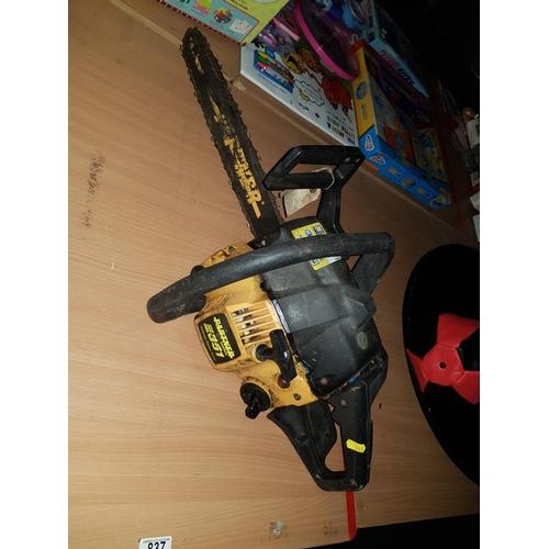 837 - Partner 351 chainsaw...