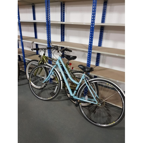 943 - Two bicycles...