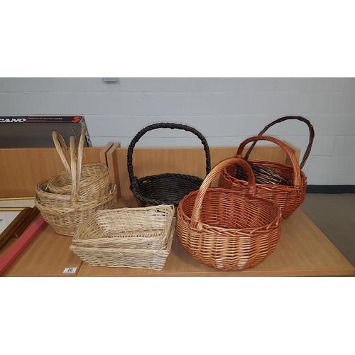 20 - Quantity of baskets...