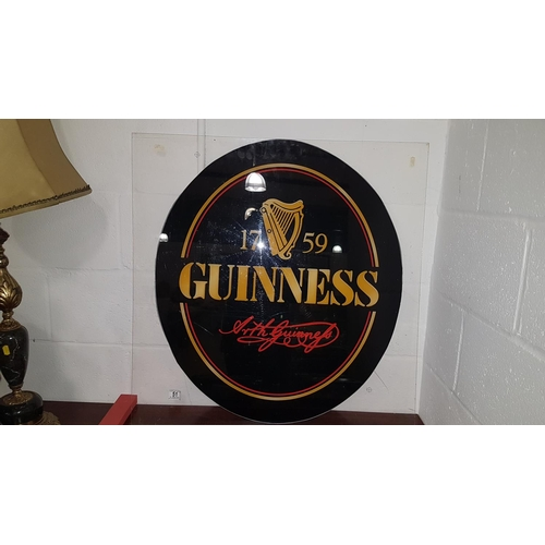 51 - Guiness sign...
