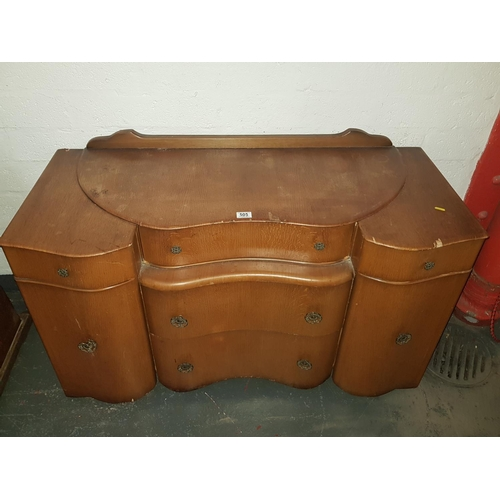 505 - Vintage dressing table...