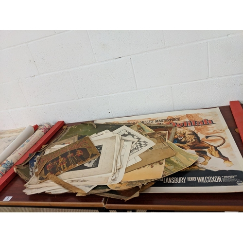 6 - A quantity of pictures and prints including Boer War...