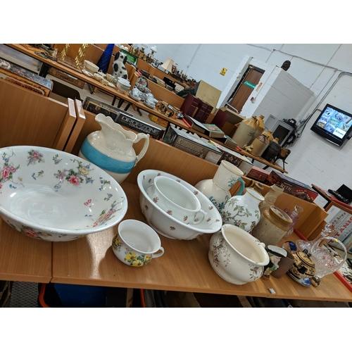 2 - China bowls,crystal, stoneware etc....