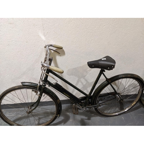230 - A 1974 Triumph ladies bicycle - 3 speed...