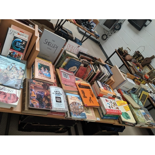 3 - A quantity of art and antique related books etc....