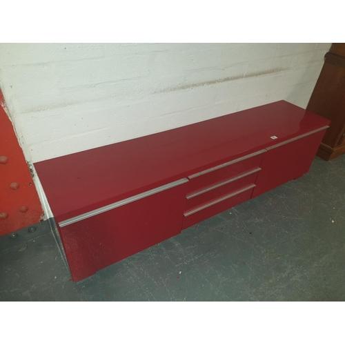 807 - A modern sideboard...