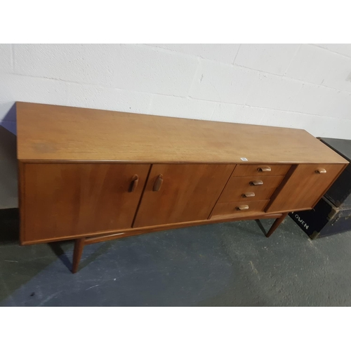 202 - A mid century teak E Gomme g Plan sideboard...