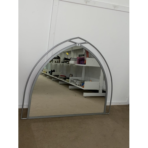 58 - A modern decorative mirror...