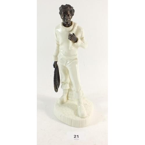 21 - A Minton figure 'The Fisherman'