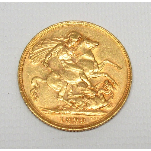 53 - VICTORIA SOVEREIGN, 1899...