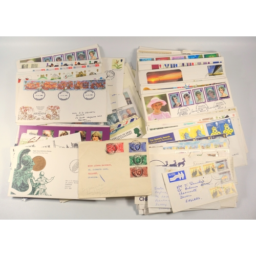 25 - EIGHT SETS OF ROYAL MAIL MINT DEFINITIVE STAMPS, GEORGE V SILVER JUBILEE FIRST DAY COVERS, 7 MAY 193...