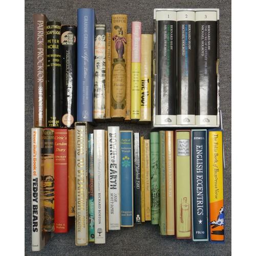 330 - LANCASTER. OSBERT, 'THE LITTLEHAMPTON BEQUEST', SIGNED, LTD. EDN. 42/75, D.J. AND WRAPPER, SIGNED BY...