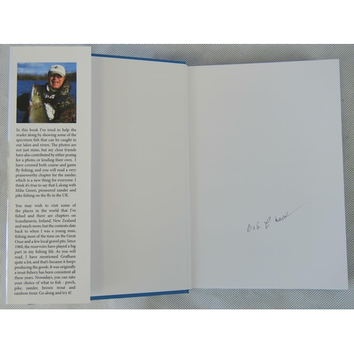119 - Book. 'Memories & Reflections' by Bob Church. Published 2015. Signed within by the author. From the ...
