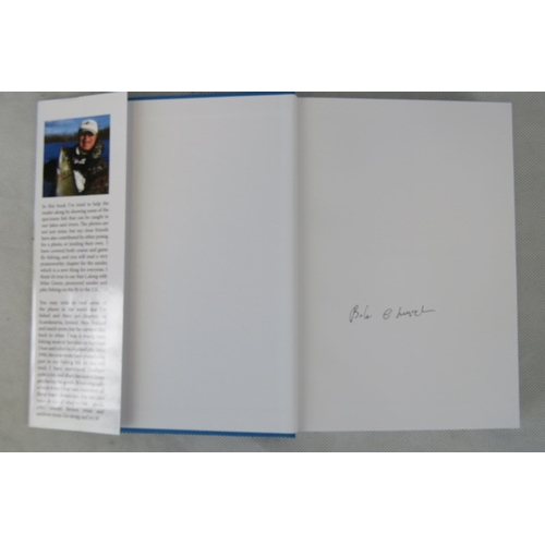 91 - Book. 'Memories & Reflections' by Bob Church. Published 2015. Signed within by the author. From the ...